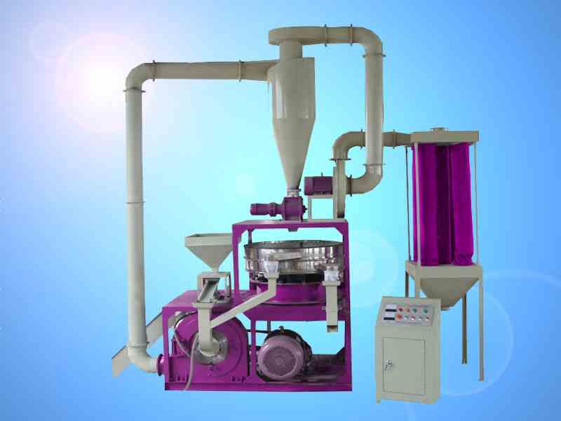HDPE塑料磨粉机
