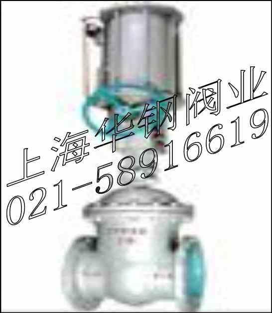 Z641H-16C气动闸