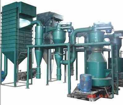 郑州锦隆专业生产碳化硅微粉磨