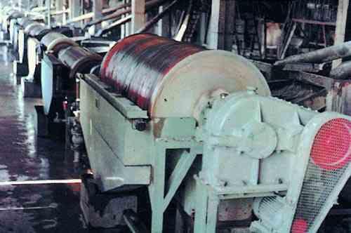 供应磁选机 永磁筒磁选机