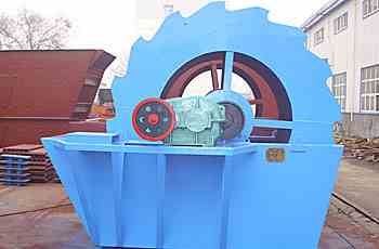 螺旋洗砂机
