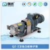无极齿轮调速转子泵卫生级输送高粘度物料泵不锈钢定子凸轮转子泵